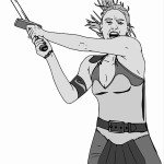 Low Fantasy: Frauen als Helden sind die Ausnahme