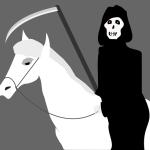 Terry Pratchett: Gevatter Tod - einer der beliebtesten Figuren der Scheibenwelt